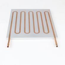 Dissipateur thermique à plaque de refroidissement liquide