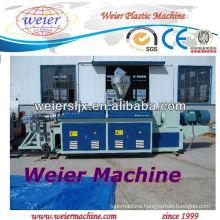 Conical Twin Screw Extruder/PVC Extruding Machine