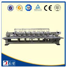 Máquina de bordar mais recente 9 funções de agulhas com alças de chenille com cordas fáceis
