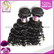 Winken Marke zuverlässige Qualität natürlichen Haar indischen Afro-Haar Bun