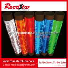 Prismatic PVC reflective sheeting roll