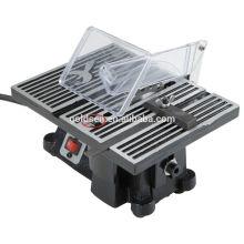 """4"""" 90W Mini Table Saw Electric 100mm Mini Miter Table Saw GW8061-1"""