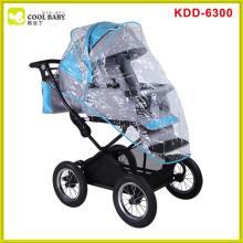 Fornecedor da China do carrinho de criança do bebê do aço inoxidável
