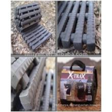 Recovery Tracks Reifen-Grip-Tracks (PAHS-Zertifikat) Galanisierte Stahlkabel und Armaturen