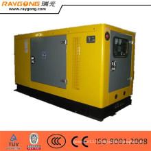 portable diesel generator 45kw, silent generator with electric start