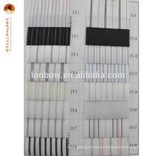 100% полиэстер подкладка ткани оптом для одежды флизелин