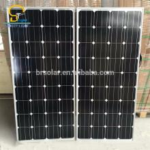 5 ans de garantie ip65 / ip68 usine prix monocristallin panneau solaire