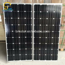 5 years warranty ip65/ip68 factory price monocrystalline solar panel