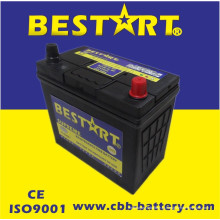 Bateria superior JIS 55b24L-Mf do veículo de Bestart Mf da qualidade 12V50ah