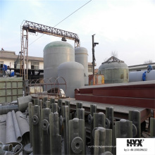 Encaixes de tubulação de FRP - T para a água ou a indústria química