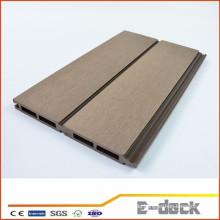 Anti-UV-umweltfreundliche Holz-Kunststoff-Verbund-WPC-Wandplatte