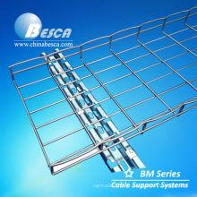 Bandeja de cabo de aço inoxidável da cesta da rede de arame SS316 (ISO9001 alistou a fábrica)