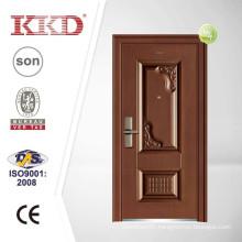 Copper Imitating Steel Door KKD-587 for Entry Security