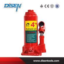 4ton hidráulico garrafa cilindro Jack para carro Reparing