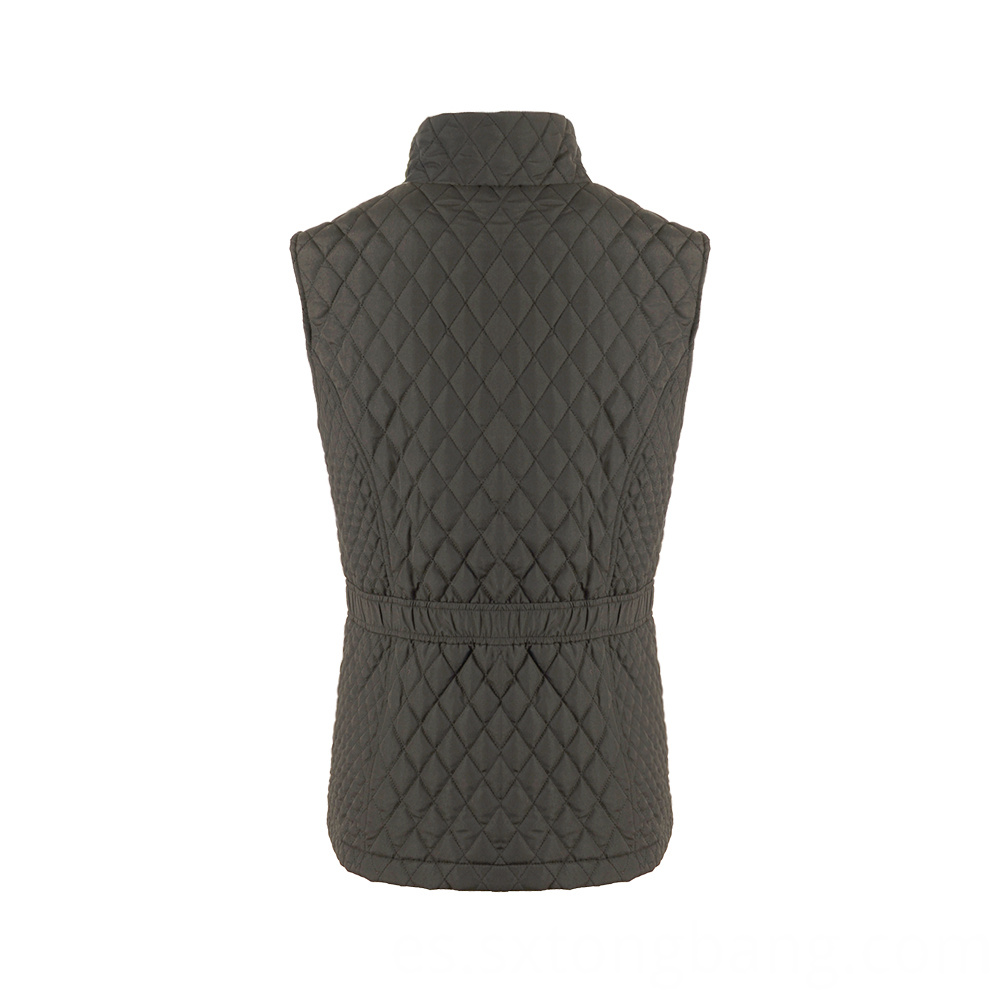 New Design Sleeveless Padded Vest