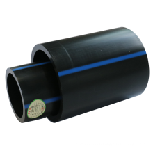 High quality pe 100 black plastic water supply hdpe pipe roll