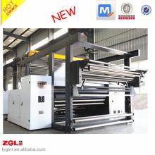 Machine de Sme472W pour la fourrure artificielle, machine à polir