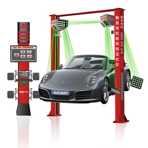Smart Wheel Alignment