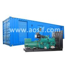 500KVA a 50Hz, generador de energía 400V