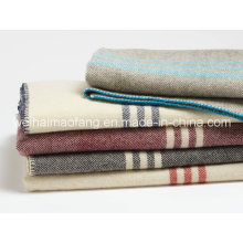 30%Wool/70%polyester mezclado ejército /Military manta