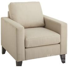 El hogar utiliza la tela de imitación del ante del poliéster de cuero para los muebles