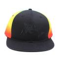 chapeau de billard snapback personnalisé tie dye snapback