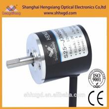 Hengxiang codificador giratorio S25 mini sensor pir 8 cables