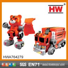 De alta calidad de plástico universal de pequeños coches operados con pilas de juguetes