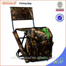FSBG018 waterproof fishing tackle Fishing Chair and fishing bag