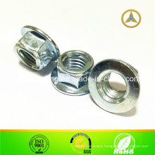 DIN6923 / GB6187-86 / ISO4161 Hexagon Flange Nut M5~M40