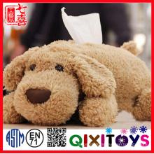 Restaurant series decoration new type napkin plush tissue boxes Soft toys