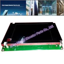 Pièces de rechange d'ascenseur Panneau de PCB Panneau DAA26800BB Carte d'affichage à cristaux liquides Carte de contrôle de levage