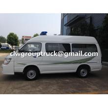 JINBEI Emergency Ambulance 4X2,106hp