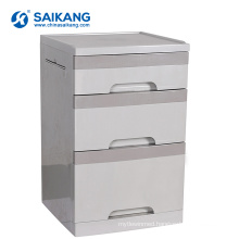 SKS008-1 Three Drawers ABS Storage Bedside Cabinet