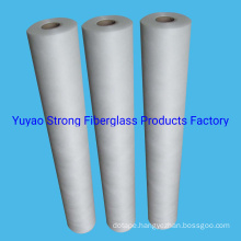 Fiberglass Roofing Tissue Used for Water-Proof Matrial