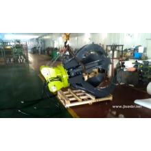 Heavy duty excavator used Orange Peel Grapple