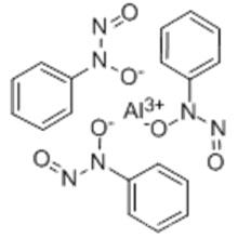 Sal de alumínio N-Nitroso-N-fenil-hidroxilamina CAS 15305-07-4