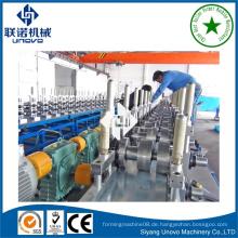 Elektrische Umschließungsbehälter-Profilrollenformmaschine