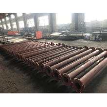 Chromium Carbide Overlay Wear Pipes