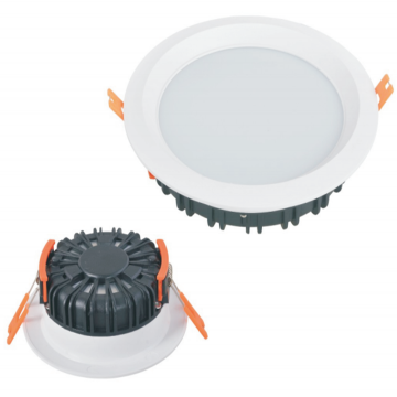 18W Blendschutz-LED-Downlight
