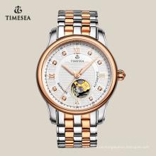 Skeleton automatische Uhr mechanische Uhr 72101