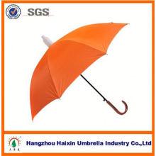 2015 neueste Best Selling benutzerdefinierten benutzerdefinierte Holzgriff Regenschirm