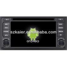reproductor de DVD para coche para el sistema Android Toyota ETIOS