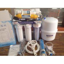Home RO Sistema de filtro de agua con cartucho de bola mineral