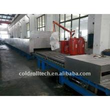 Línea de producción de paneles de PU