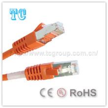 Сертификация RoHS и Ce FTP Cat5e Патчкорд