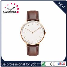Neue Trend Design Horse Custom Watch Edelstahlgehäuse zurück Armbanduhr
