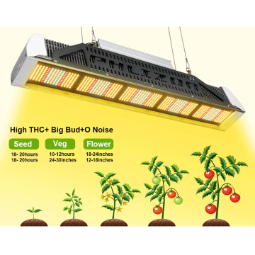 Led Grow Light Garden Plant Hydroponic