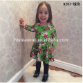 Wholesale 3 4 5 6 7 Year old Girl Dress For Christmas 2017 Baby Girl Party Dress Children Frocks Designs