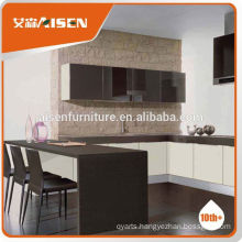 On-time delivery factory directly prefab kitchen cupboard for Ghana market